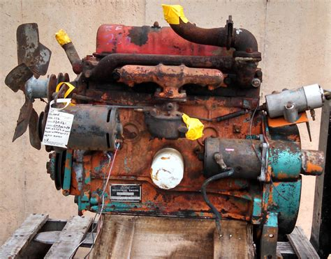 Ford Industrial 172 Gas Engine Manual