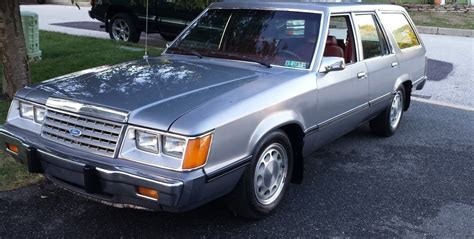 Ford Ltd 1983 1986 Manual
