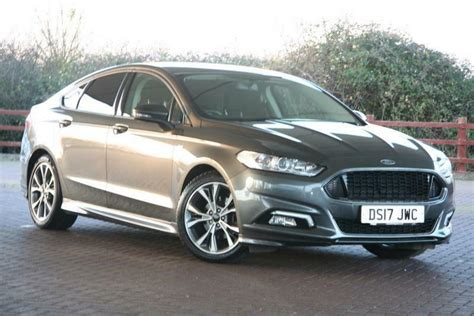 Ford Mondeo Tdci 2017 Manual