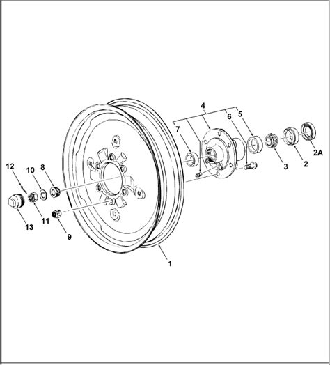 Ford New Holland 4500 Backhoe Manual