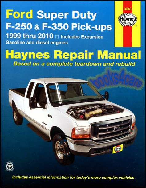 Ford Powerstroke Owners Manual