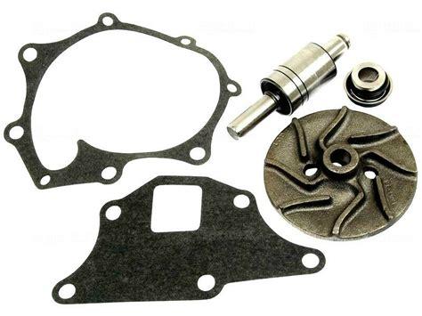 Ford Tractor Water Pump Repair Manual