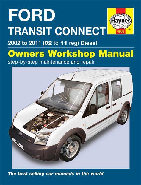 Ford Transit Diesel Haynes Manual
