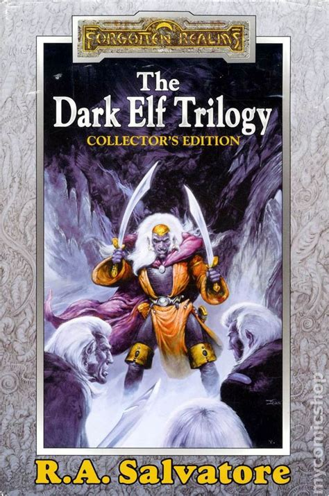 Forgotten Realms The Dark Elf Trilogy Book Ii Exile The Legend Of Drizzt