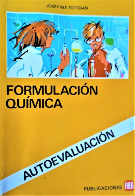Formulacion quimica (autoevaluacion)