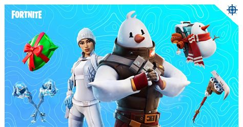 A Start-To-Finish Guide Fortnite Christmas Free Skins
