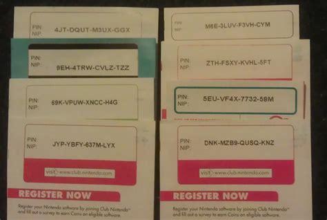 Free Nintendo Eshop Codes Generator
