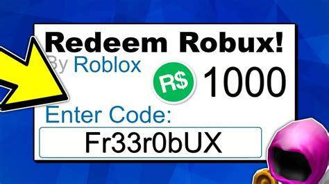 3 Simple Technique Free Promo Robux Codes