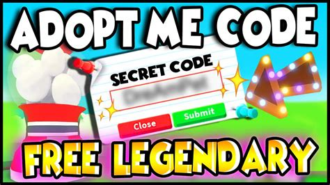 A Guide To Free Robux Codes Adopt Me