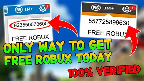 A Guide To Free Robux Generator Automatic Human Verification