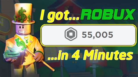 The Five Things You Need To Know About How To Get Free Robux Quick