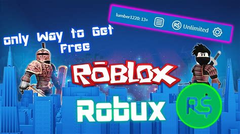 The Best Free Robux Kid Friendly No Human Verification 2021