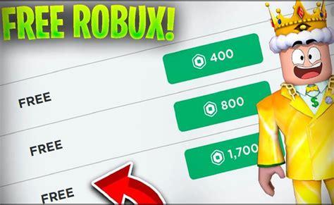 5 Secret Of Free Robux No Human Verification No Password