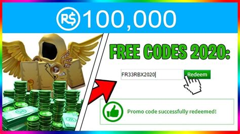 3 Tips Free Robux Promo Codes 2021 October