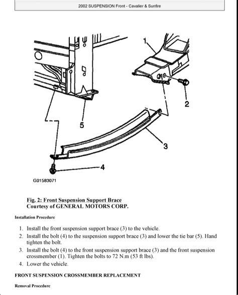 Free 1999 Chevrolet Cavalier Service Manual