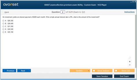 Free GMAT Exam Dumps
