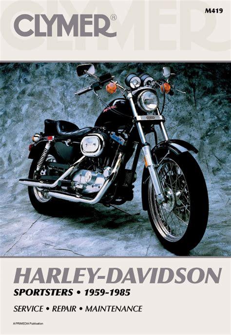 Free Harley Davidson Repair Manual