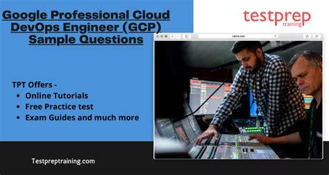 Free Sample Professional-Cloud-DevOps-Engineer Questions