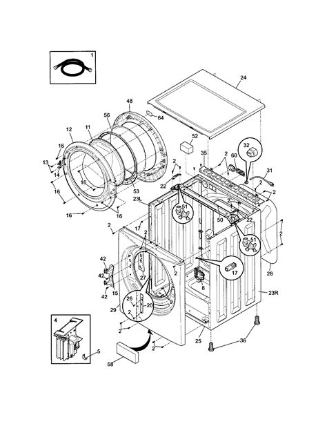 Frigidaire Washer Repair Manual