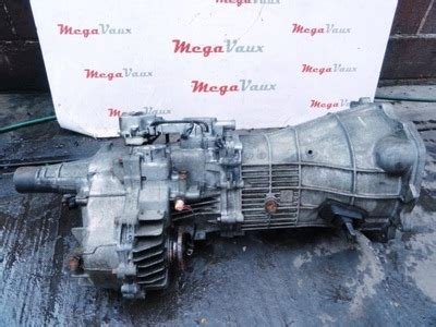 Frontera Gearbox Manual