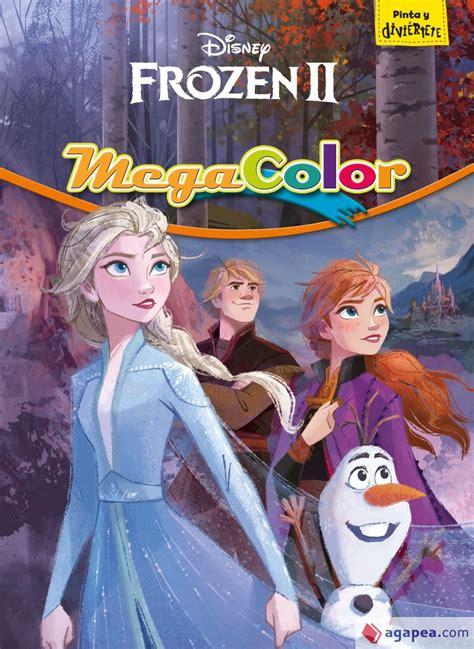 Frozen Megacolor Disney Frozen