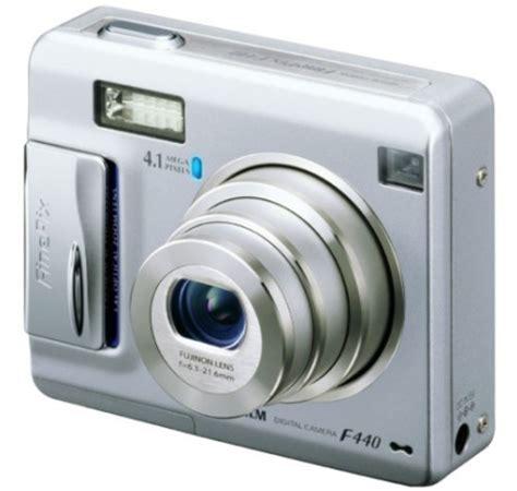 Fujifilm Fuji Finepix F440 Digital Camera Service Repair Manual