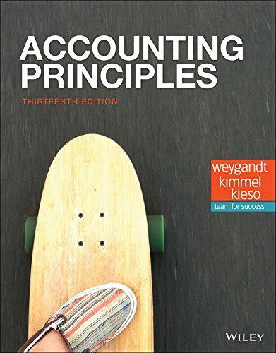 Fundamental Accounting Principles 13th Edition Solutions Manual