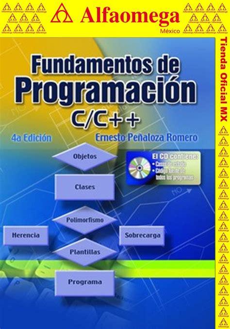 Fundamentos De Programacion Con C
