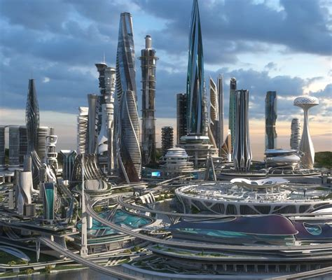 Future Cities Architecture And The Imagination