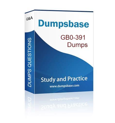 GB0-391 Study Dumps