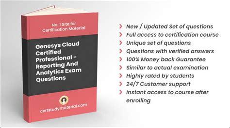 GCP-GC-REP Antworten