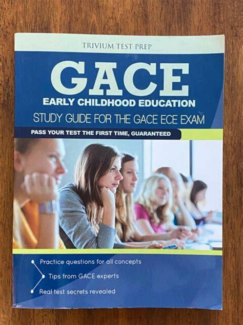 Gace Pedagogy Study Guide