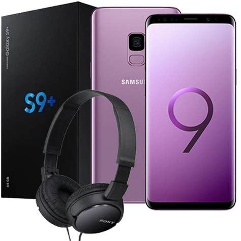 Galaxy S9 Plus Movil Galaxy S9 Plus Piel Telefono Movil Wutender Bar