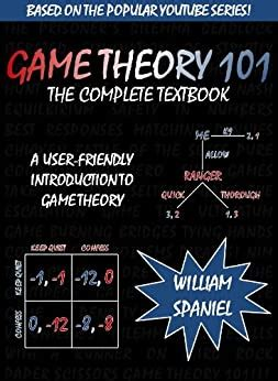Game Theory 101 The Basics Kindle Edition William Spaniel
