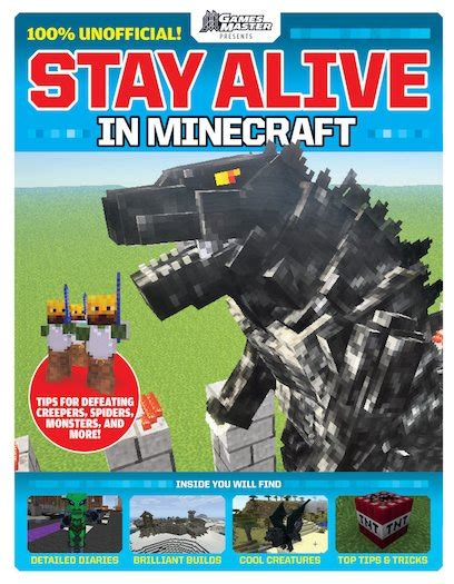 Gamesmaster Presents Stay Alive In Minecraft