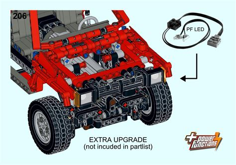 Garage Contractor Instruction Only Moc Lego English Edition