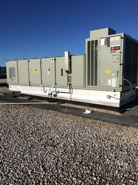 Gbas Trane Intellipak Rooftop Unit Manual