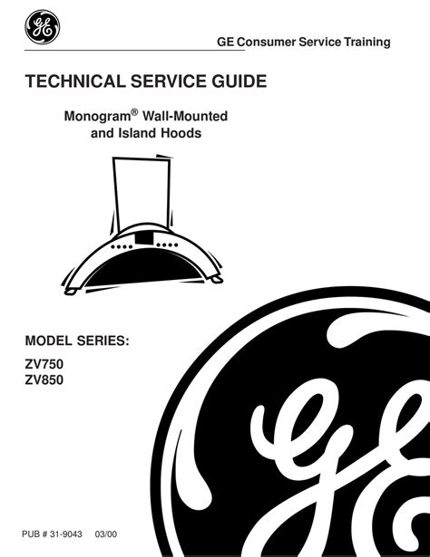 Ge Service Manual Spanish