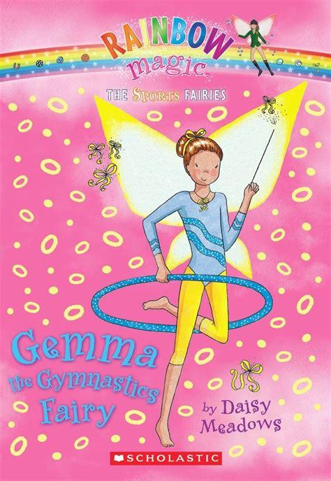 Gemma the Gymnastic Fairy: The Sporty Fairies Book 7 (Rainbow Magic)