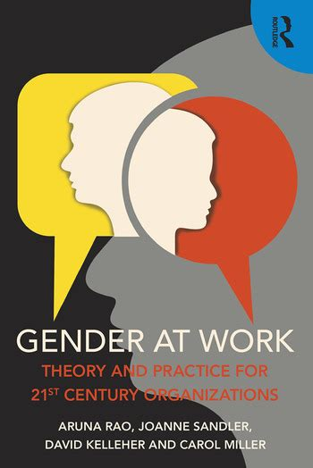 Gender At Work Theory And Practice For 21st Century Organizations English Edition