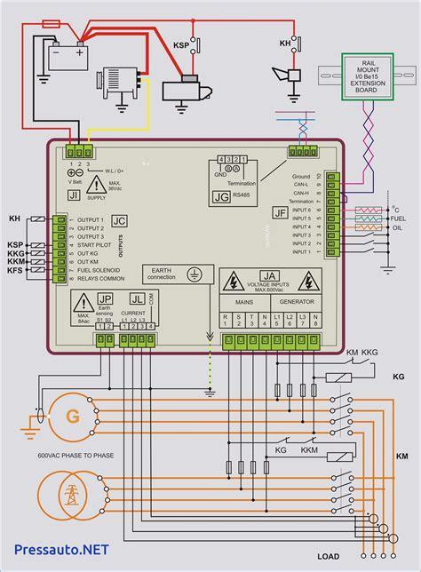 Generac Generator Transfer Switch Wiring Diagram