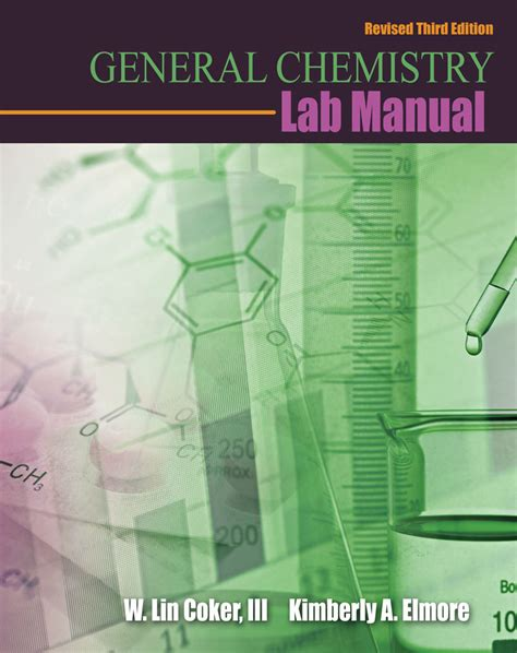 General Chemistry Lab Manual Answer