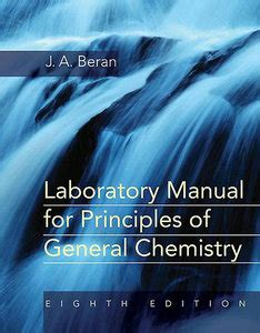 General Chemistry Lab Manual Answers For Blinn