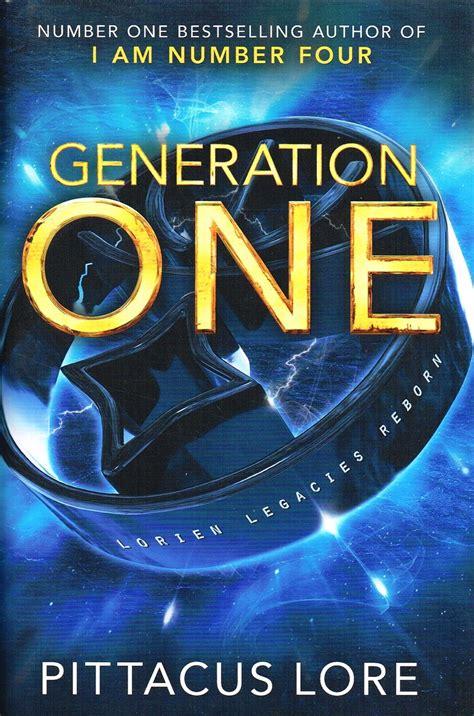 Generation One Lorien Legacies Reborn