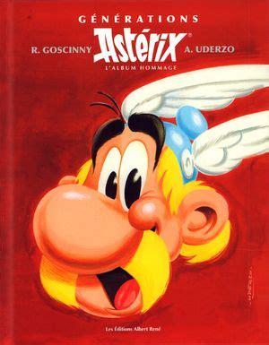 Generations Asterix L Album Hommage