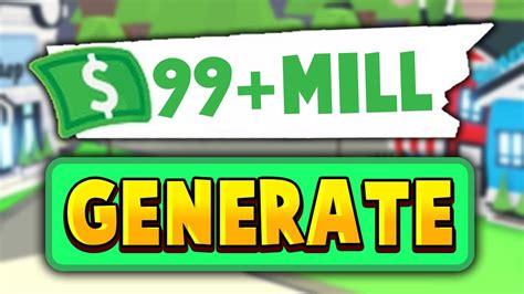 2 Unexpected Ways Generator Bucks Adopt Me