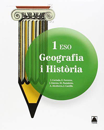 Geografia I Historia 1r Eso 9788430789597