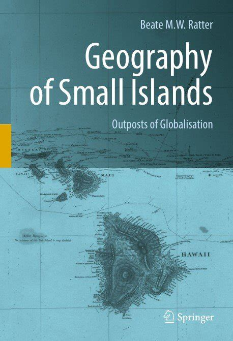 Geography Of Small Islands Outposts Of Globalisation