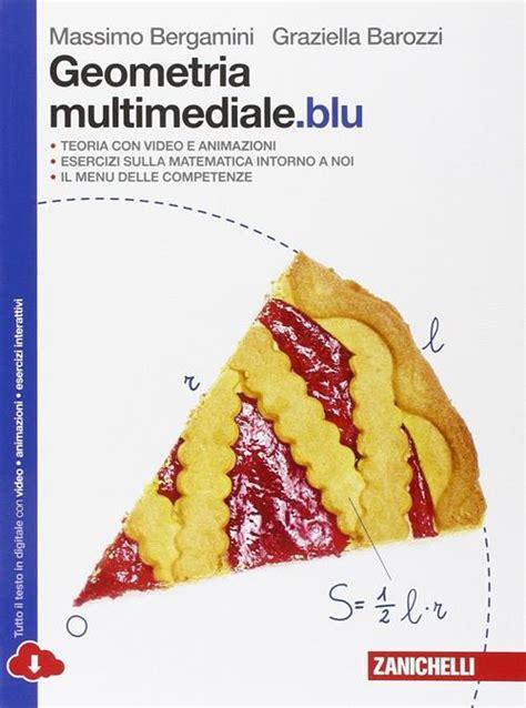 Geometria Multimediale Blu