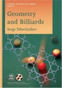 Geometry And Billiards Student Mathematical Library